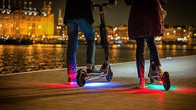alquiler patinete eléctrico valencia app
